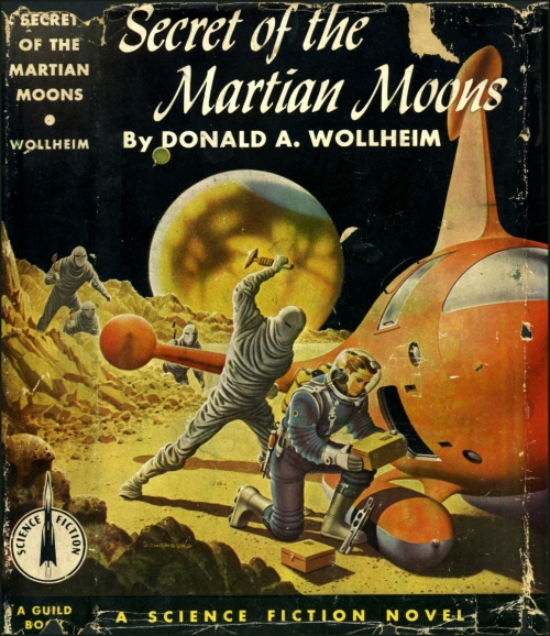 Secret of the Martian Moons